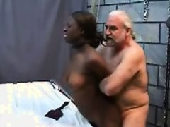 Male dom black slave girl