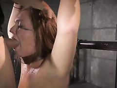 fucked and punished until tears