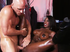 Johnny Sins gets pleasure from fucking flirtatious