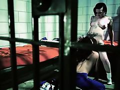 cell mates playing dirty