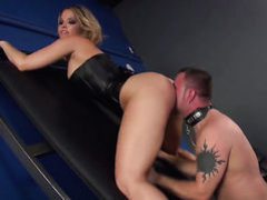 Blonde Alexis Texas with gigantic jugs is