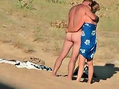 French couple on the beach full version
