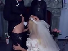 gangbang in wedding ceremony