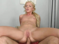 Choky Ice enjoys mouth-watering Angie Kokss tight butt in