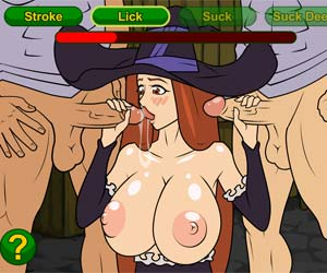 Witch Gang Bang