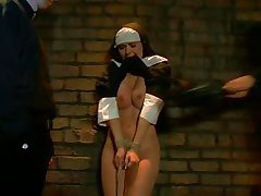 nun redeeming for her sins