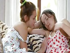 Two russian chicks eating cunts