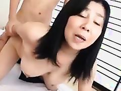 hot&horny brunette japanese ready